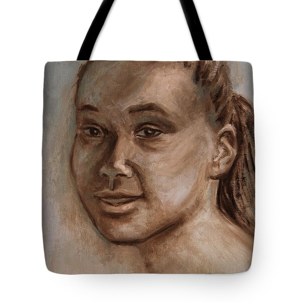 African American 2 Tote Bag by Xueling Zou