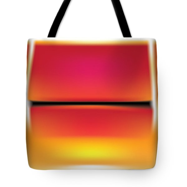 After Rothko Tote Bag by Gary Grayson