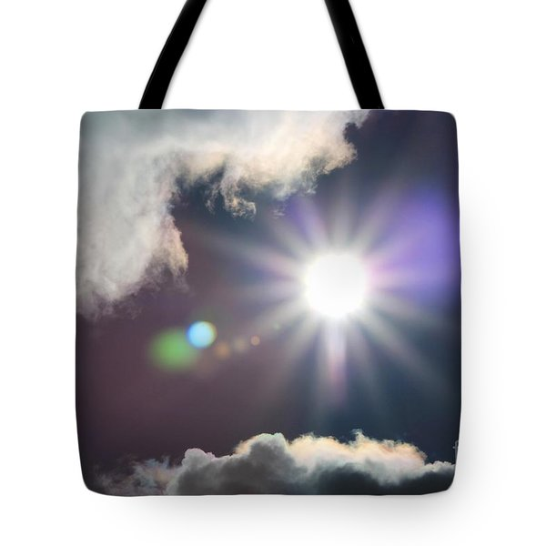 After the Storm Tote Bag by J McCombie