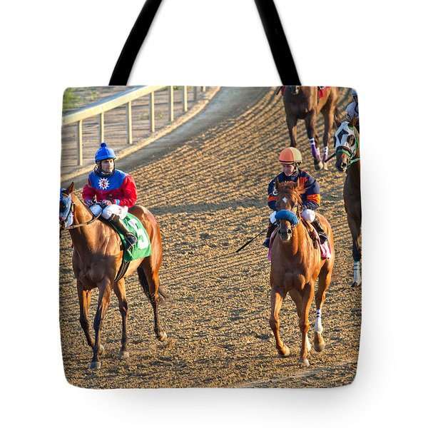 Afterwards Tote Bag by Betsy C  Knapp
