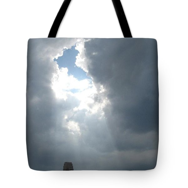 Ahhhh Tote Bag by Catie Canetti