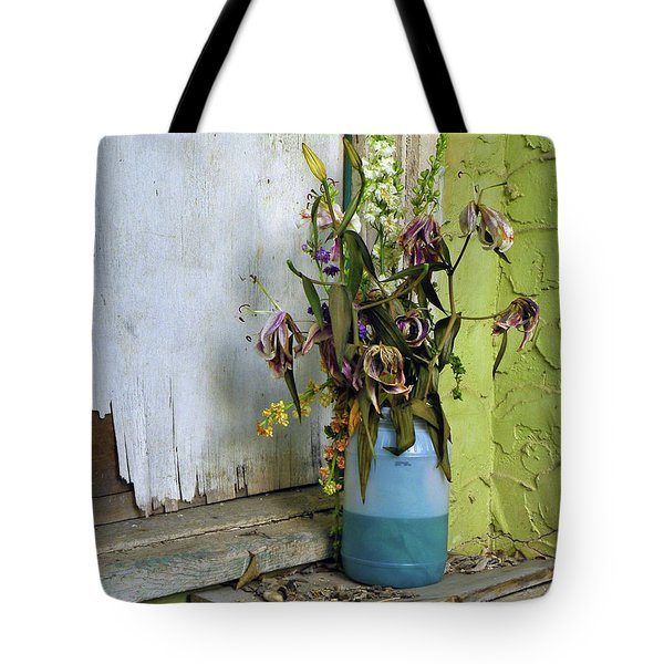 Aint Nobody Home Tote Bag by Joe Jake Pratt