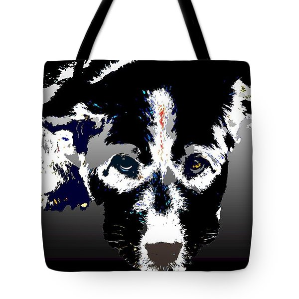 Akita Chow Tote Bag by One Rude Dawg Orcutt