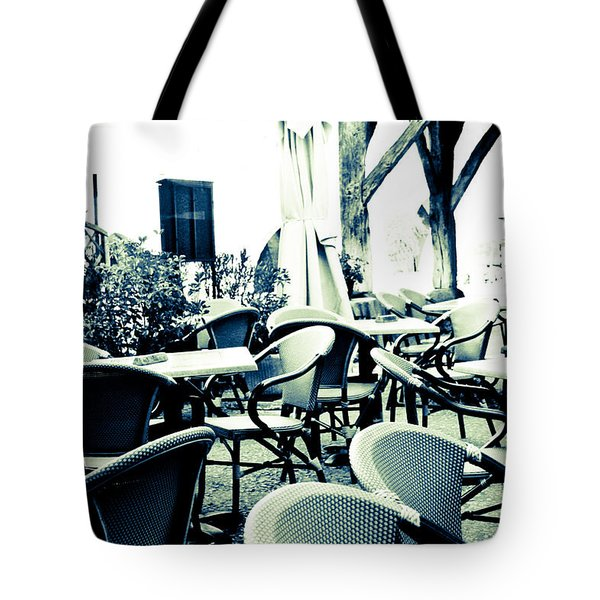 Al Fresco Tote Bag by Nomad Art And  Design