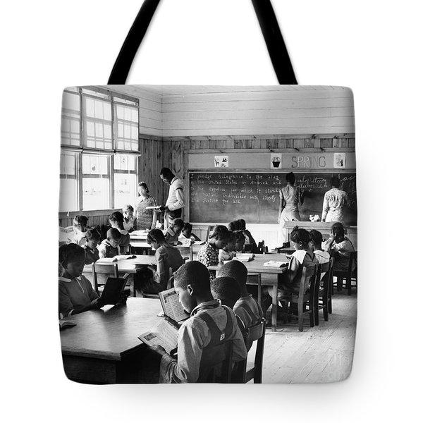 Alabama: Schoolhouse, 1939 Tote Bag by Granger
