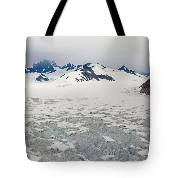 Alaska Frontier Tote Bag by Mike Reid