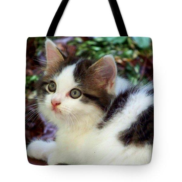 Alert Tote Bag by Jai Johnson