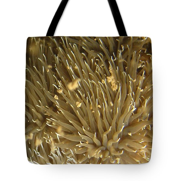 Alien Life Form Tote Bag by Paul Ward