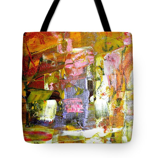 All Day Long Tote Bag by Wayne Potrafka