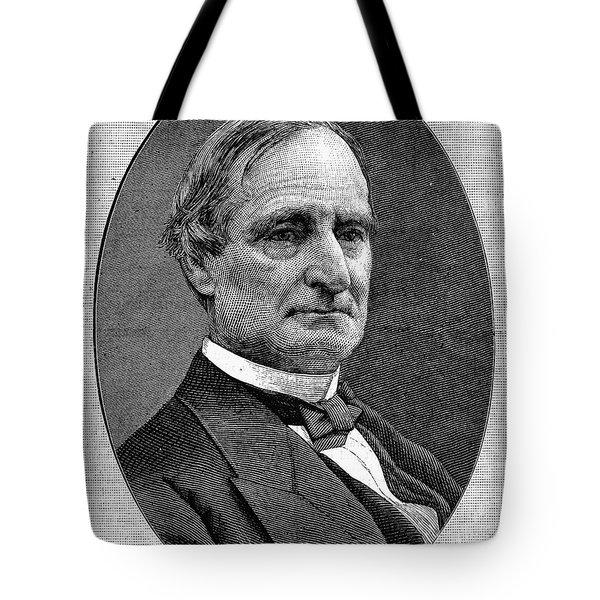 Alphonso Taft (1810-1891) Tote Bag by Granger