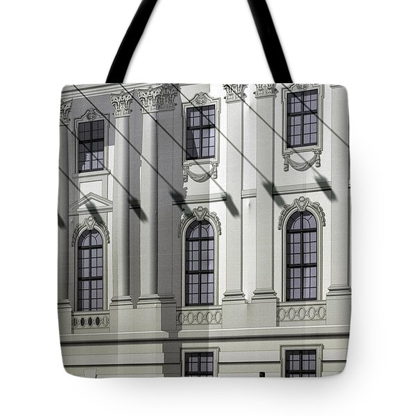 Alte Bibliothek Tote Bag by RicardMN Photography