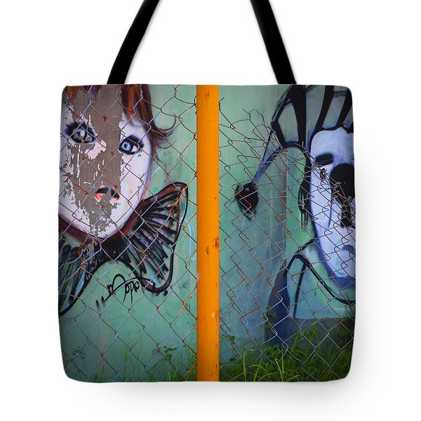 Always Greener Tote Bag by Skip Hunt