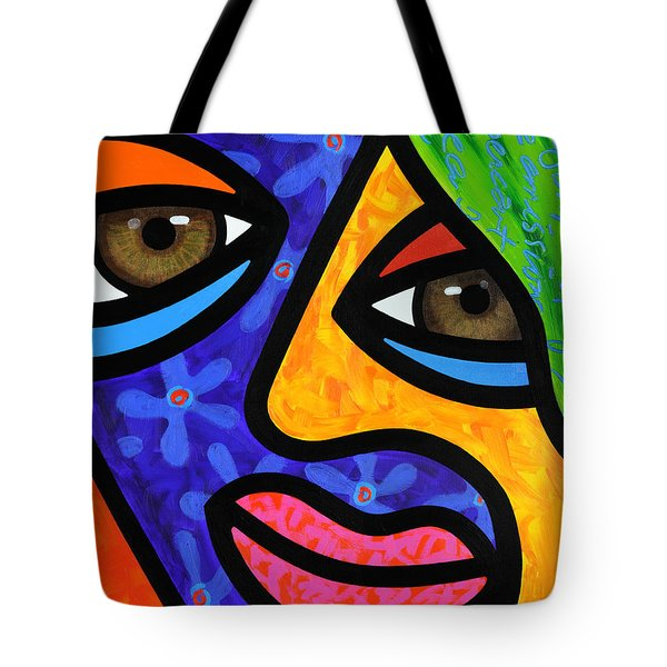 Aly Alee Tote Bag by Steven Scott