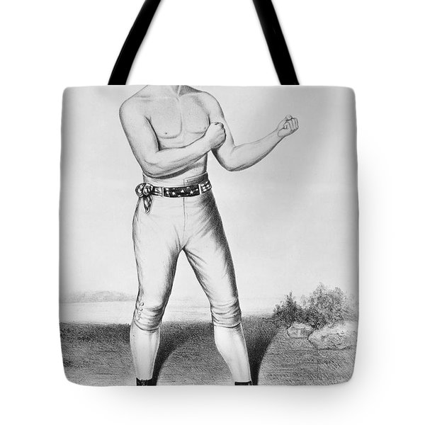 American Boxer, 1860 Tote Bag by Granger