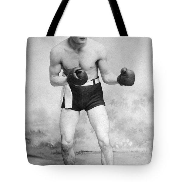 American Boxer, C1912 Tote Bag by Granger