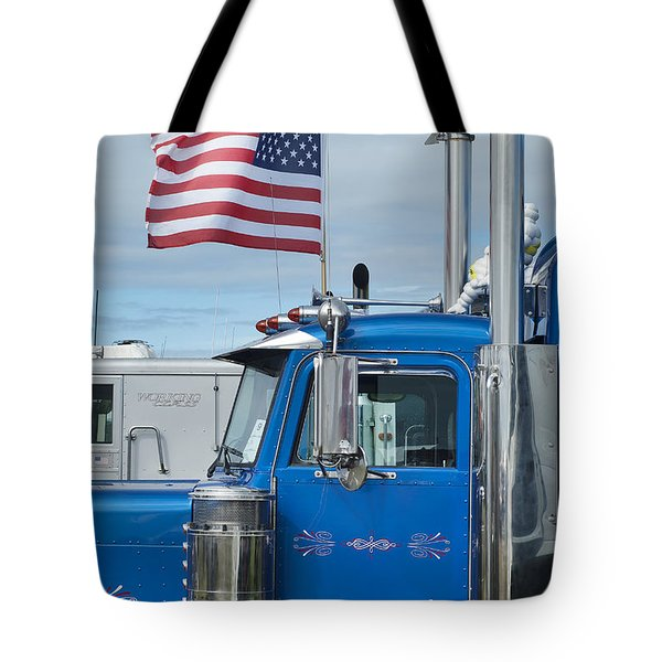 American Muscle Tote Bag by Robert Lacy