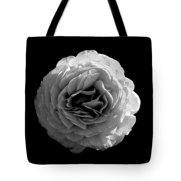 An English Rose Tote Bag by Sumit Mehndiratta