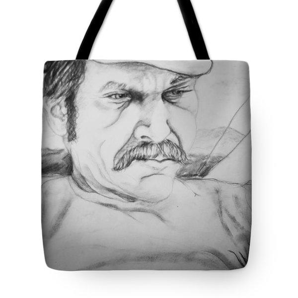 An Inward Sea Tote Bag by Rory Sagner