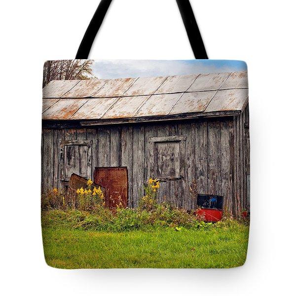An Orderly World Tote Bag by Steve Harrington