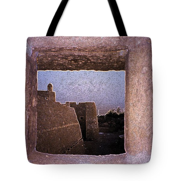 Ancient Watch Tote Bag by First Star Art