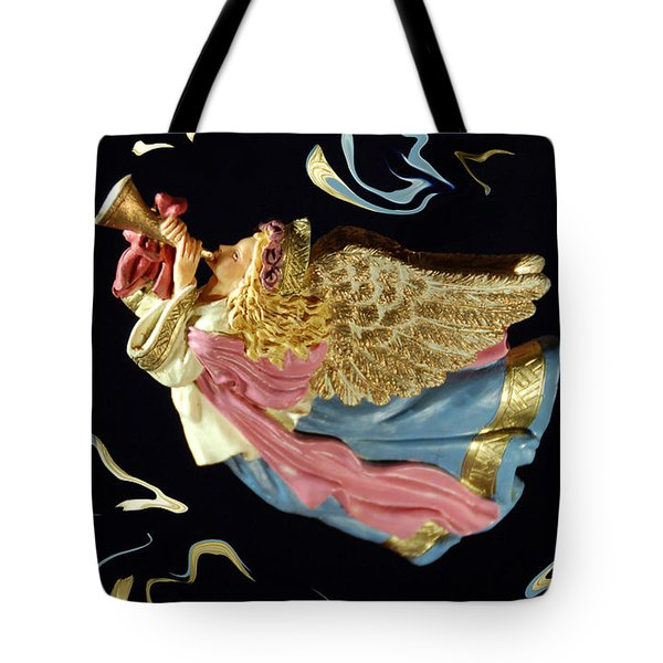 Angel Art Tote Bag by Aimee L Maher Photography and Art