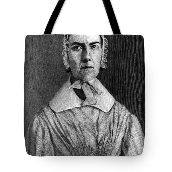 Angelina Grimk�, American Abolitionist Tote Bag by Photo Researchers