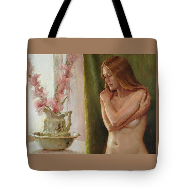 Anima Tote Bag by Ron Barsano