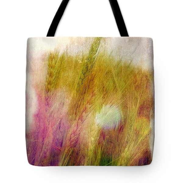 Another Field Of Dreams Tote Bag by Judi Bagwell