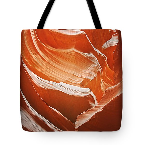 Antelope Canyon - So much brilliance Tote Bag by Christine Till