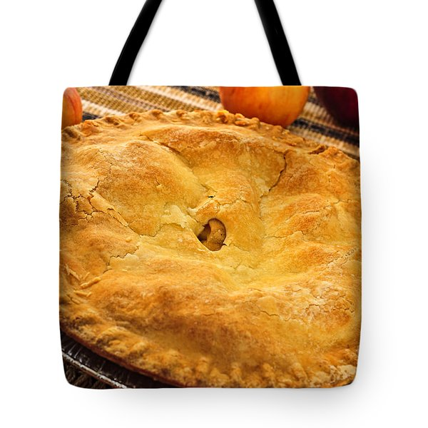 Apple Pie Tote Bag by Elena Elisseeva