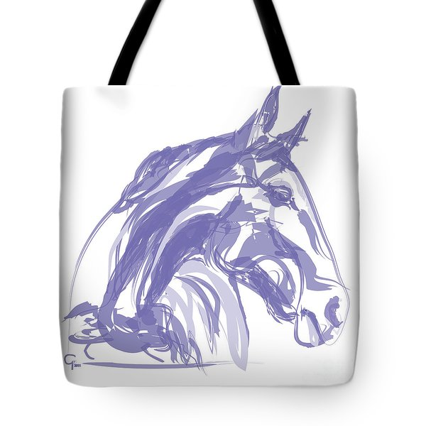 Apple Soft  Tote Bag by Go Van Kampen