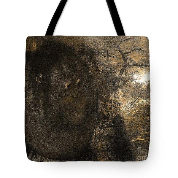 Arboreal Dreams Tote Bag by Arne Hansen