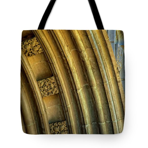 Arch Tote Bag by Kathleen K Parker