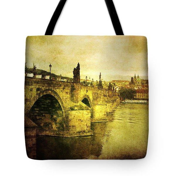 Archaic Charm Tote Bag by Andrew Paranavitana