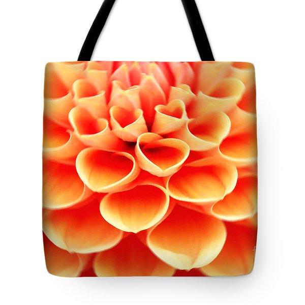 Arise Tote Bag by Lj Lambert