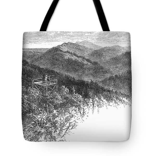 Arkansas: Mountains, 1878 Tote Bag by Granger