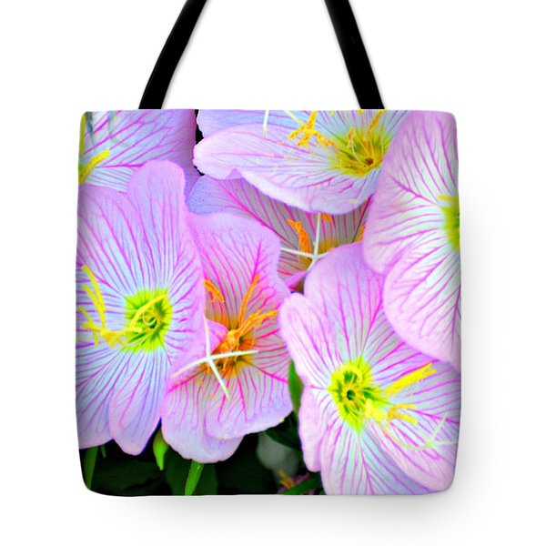 Arkansas Wildflowers Tote Bag by Marty Koch