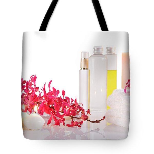 aromatherapy Tote Bag by ATIKETTA SANGASAENG