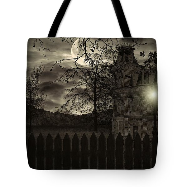 Arrival Tote Bag by Lourry Legarde