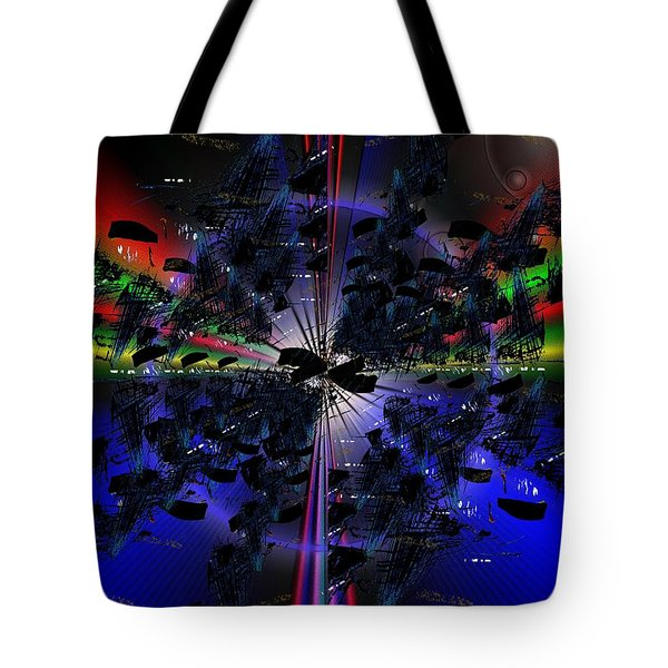 Artifacts Tote Bag by Tim Allen