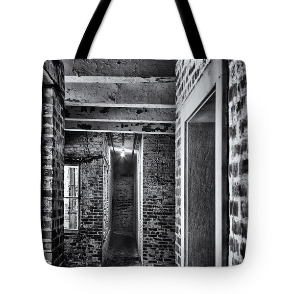 Atalaya Castle 5 Tote Bag by Roger Wedegis