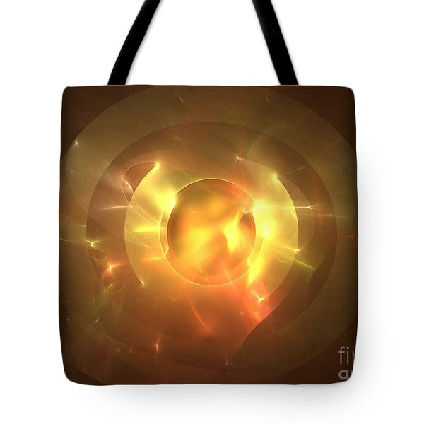 Auge Tote Bag by Kim Sy Ok