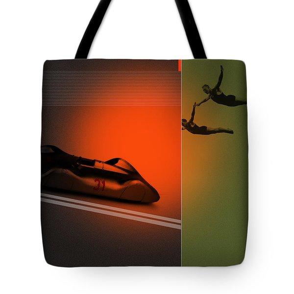 Autounion Tote Bag by Naxart Studio