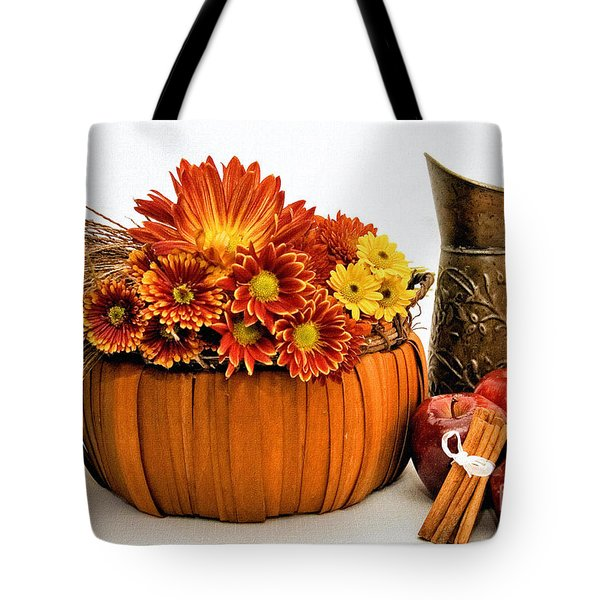Autumn Fresh Tote Bag by Susan Smith