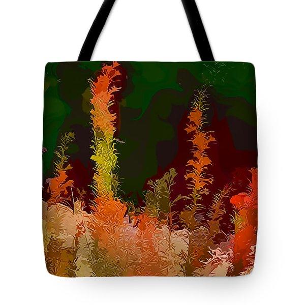 Autumn Pastel Tote Bag by Tom Prendergast