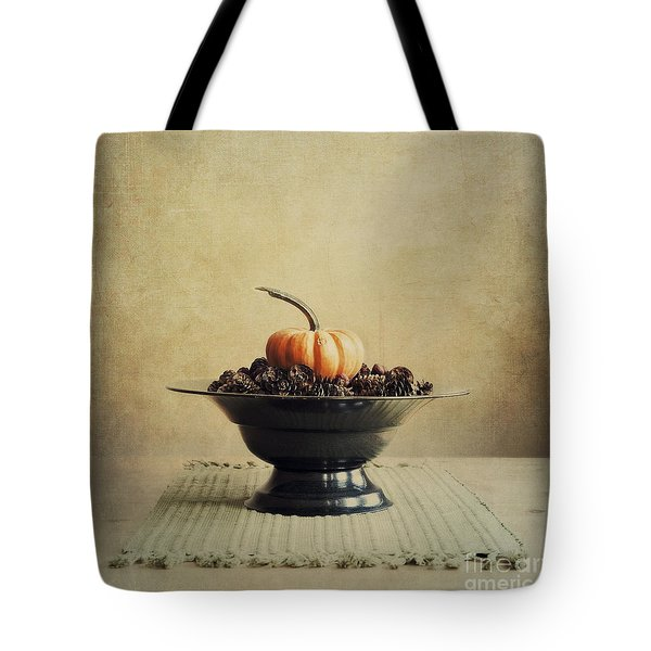 Autumn Tote Bag by Priska Wettstein