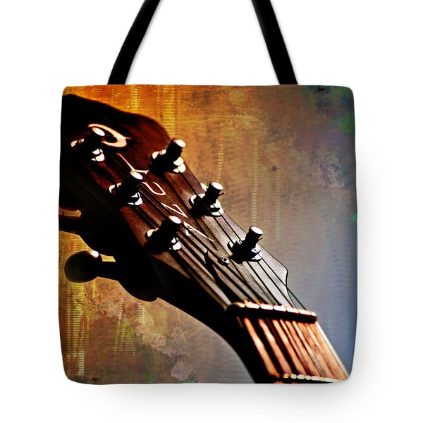 Autumn Rhapsody Tote Bag by Christopher Gaston