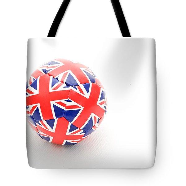 Ball Tote Bag by Tom Gowanlock