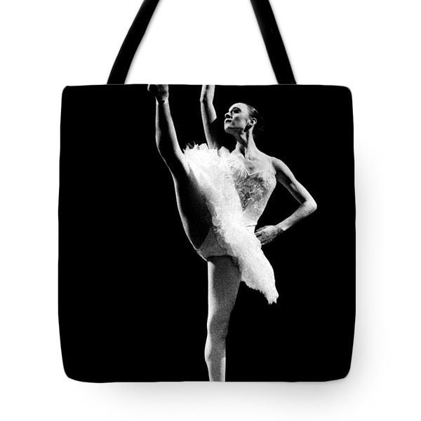 Ballet Dance 3 Tote Bag by Sumit Mehndiratta