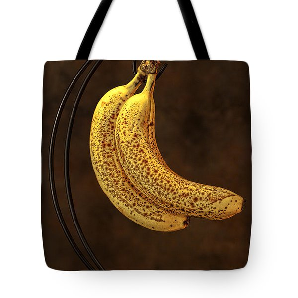 Banana Still Life Tote Bag by Tom Mc Nemar